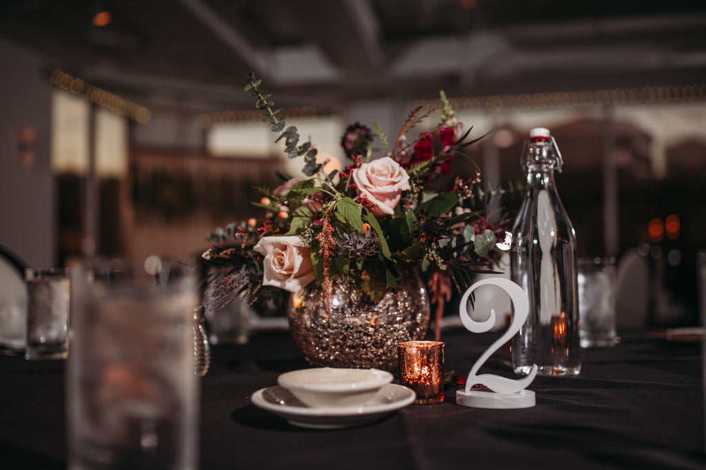 Wedding Centerpiece Ideas From Real Kennedy Blue Couples