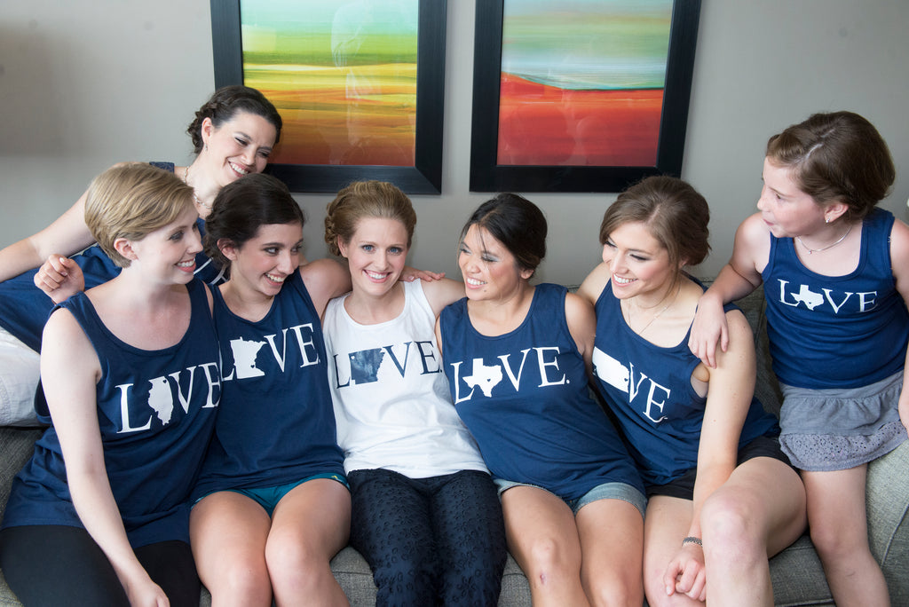 Fun Ways to Get Your Bridesmaids Involved