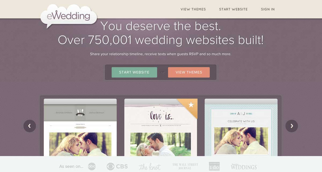 Create A Wedding Website.How To Create The Perfect Wedding Website Kennedy Blue