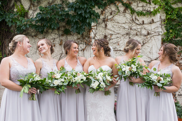 Wisteria Bridesmaid Dresses