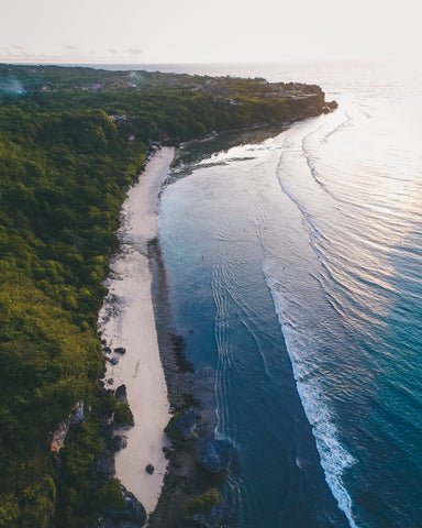 coastline of the big island | The Best Destination Wedding Locations