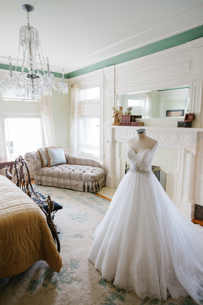 Questions to Ask Before Buying Your Wedding Gown