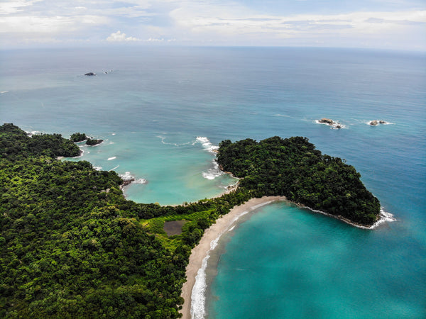 Costa Rica shoreline | The Best Destination Wedding Locations