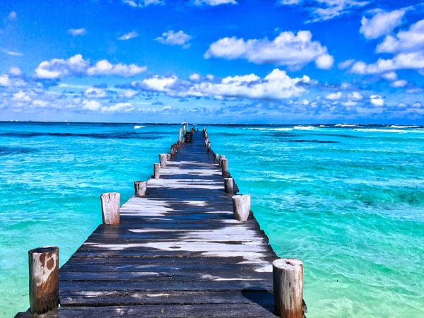 boardwalk in Mexico | The Best Destination Wedding Locations