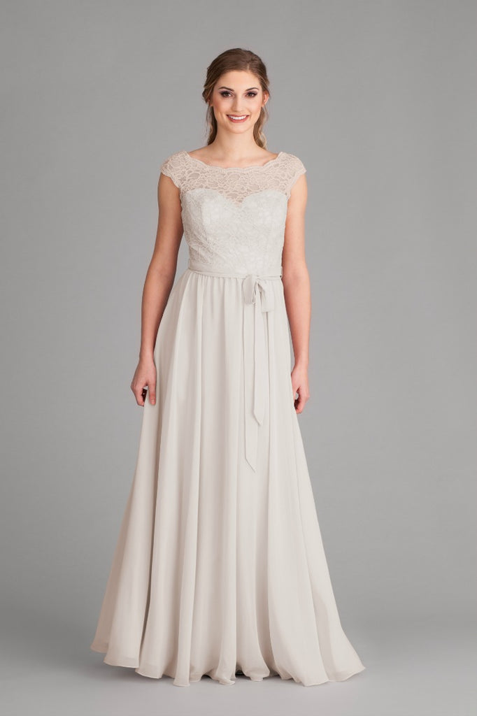 Affordable Kennedy Blue Bella Bridesmaid Dress