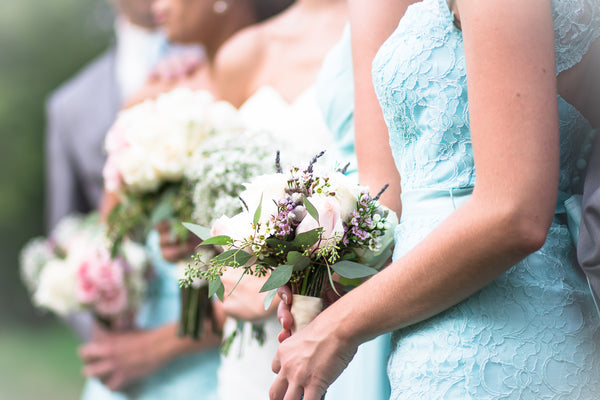 The 5 Most Flattering Kennedy Blue Bridesmaid Colors