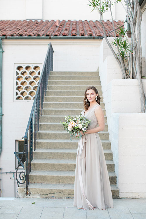 Kennedy Blue Dress | Ebell Los Angeles Styled Shoot | Kennedy Blue featured on Strictly Weddings
