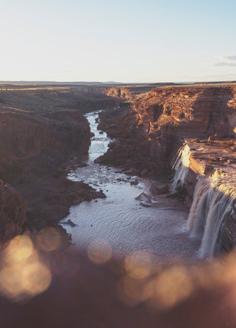 waterfall in Arizona | The Best Destination Wedding Locations