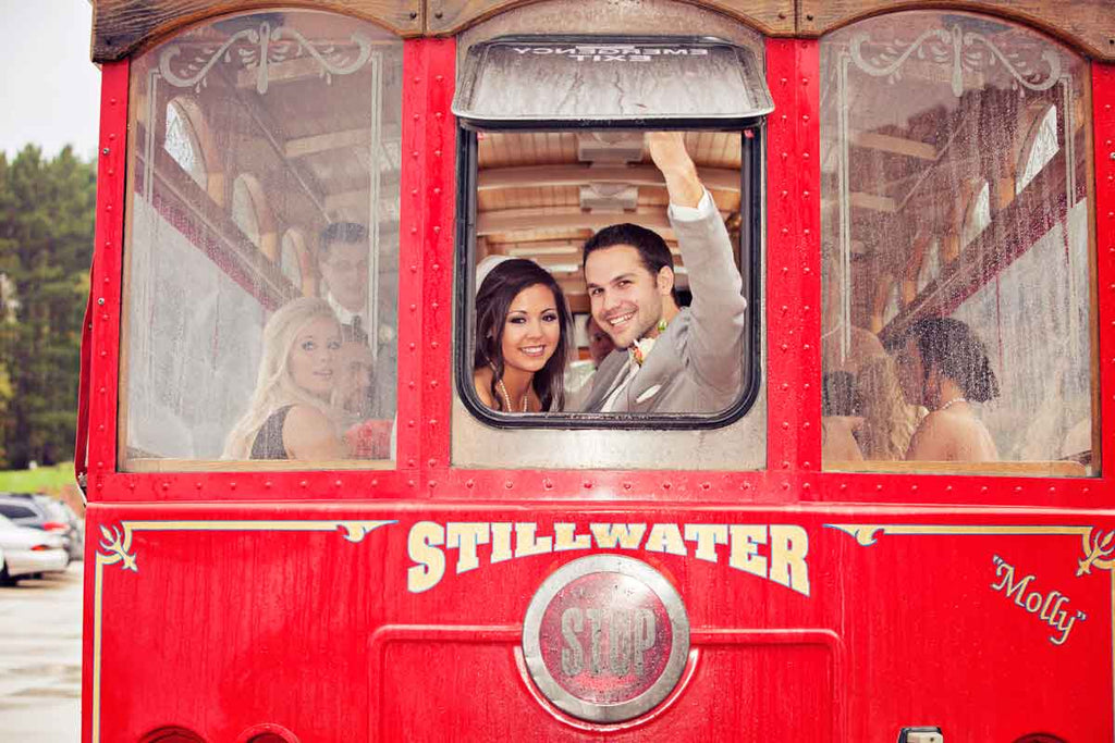 Don't forget transportation for you and your guests! | 37 Hidden Wedding Costs You Need to Add to Your Budget