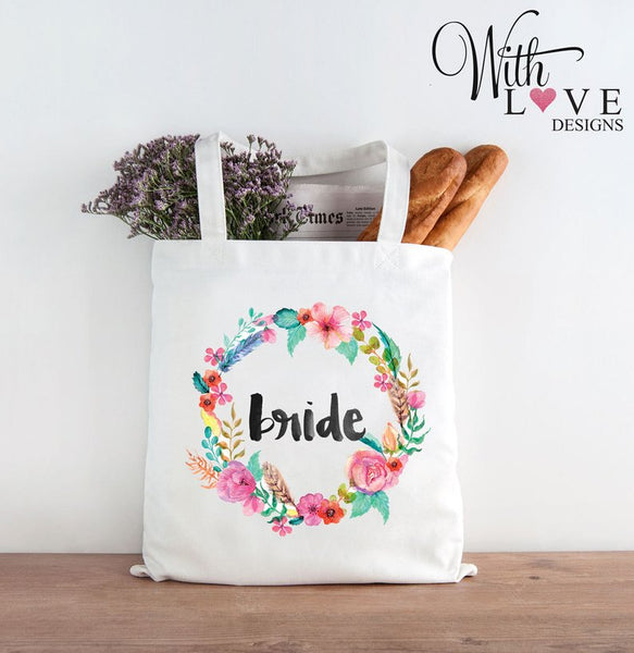 bridal tote | Bride Stuff You Need