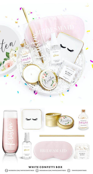 50 Bridesmaid Gift Ideas Your Girls Will Love Kennedy Blue