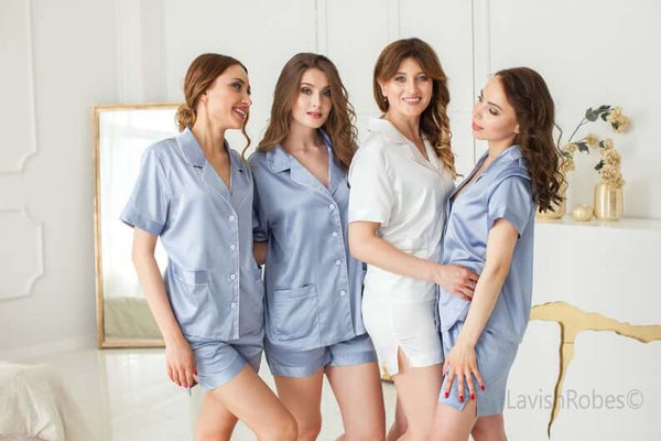 bridesmaids pajamas