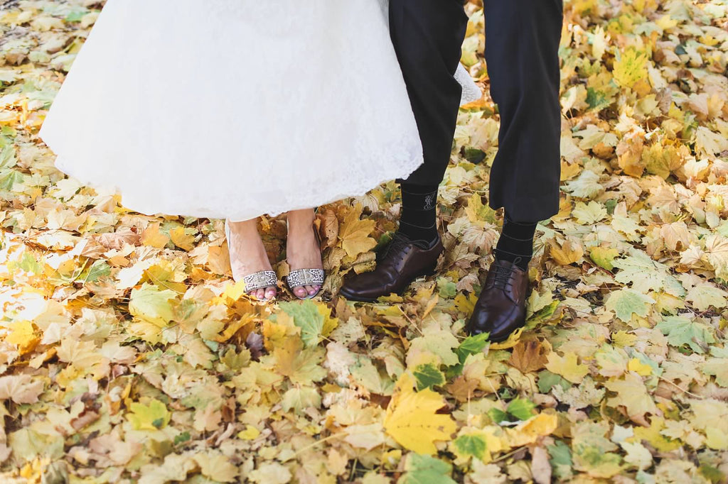 A Whimsical Autumn Wedding | See the full gallery here!