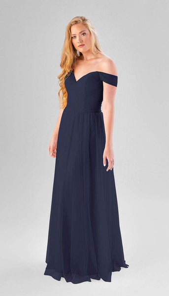 Cora Kennedy Blue Bridesmaid Dresses | Tulle Bridesmaid Dresses