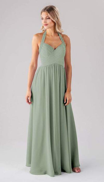 Ginger Sage Green Bridesmaid Dress Kennedy Blue