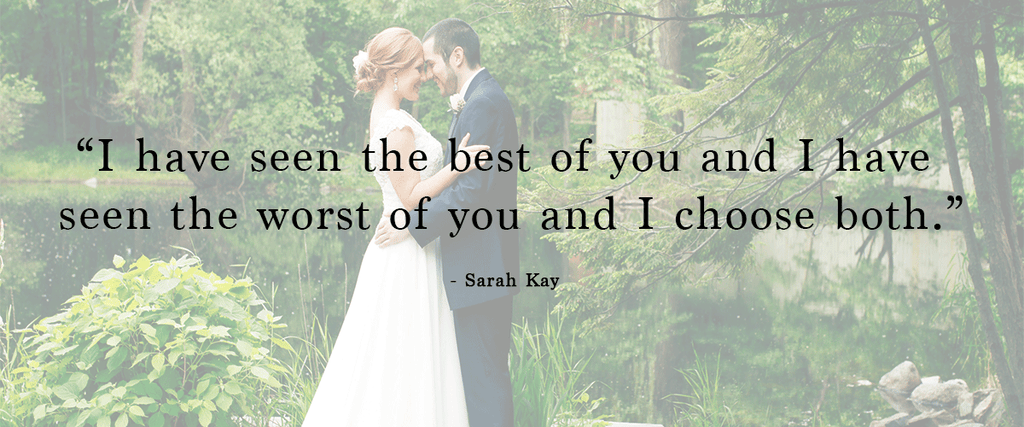 48 Love Quotes to Use For Your Wedding