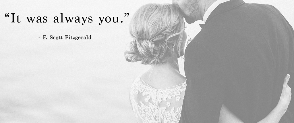 """It Was Always You"" 