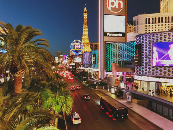 Las Vegas | Best Bachelorette Party Locations