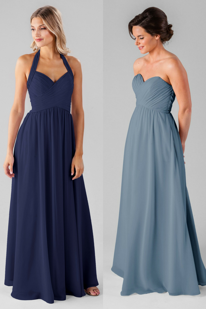 965d8606008 Best Bridesmaid Dresses For Your Body  A Guide to Necklines ...
