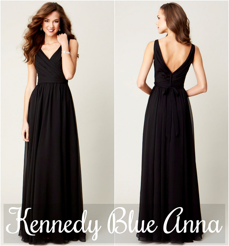 Anna is a timeless bridesmaid dress that your girls will love wearing! | 5 Most Romantic Bridesmaid Dresses