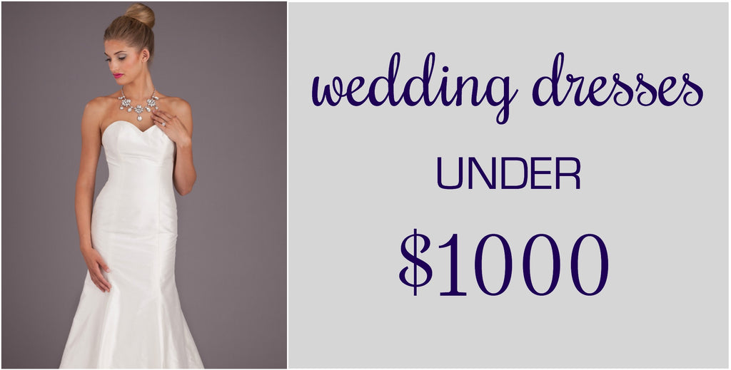 Wedding Dresses Under 1000 Kennedy Blue