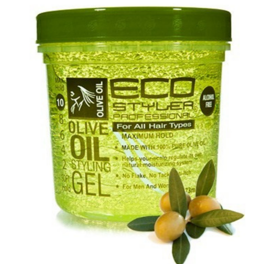 Olive Oil Styling Gel