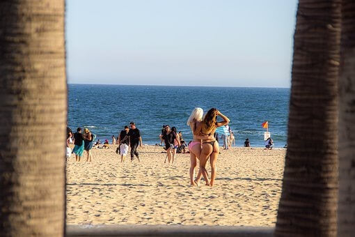 venice beach is a top rated beach in california - OurCoordinates