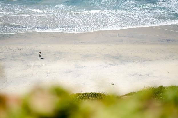san diego is a popular beach for locals - OurCoordinates