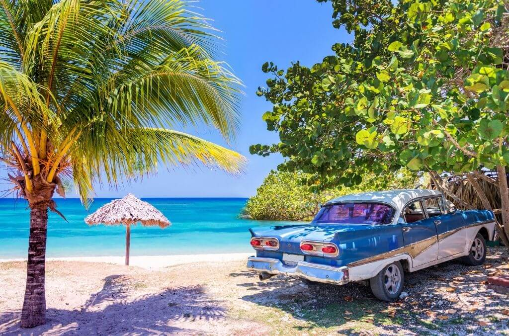 playa pilar beach in cuba is one of the best for tourists - OurCoordinates blog