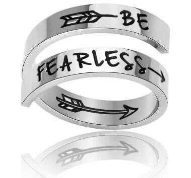 Engraved ring from OurCoordinates - OurCoordinates