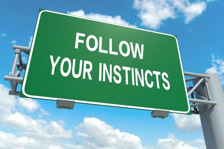tip 6 - follow your instincts when traveling - OurCoordinates