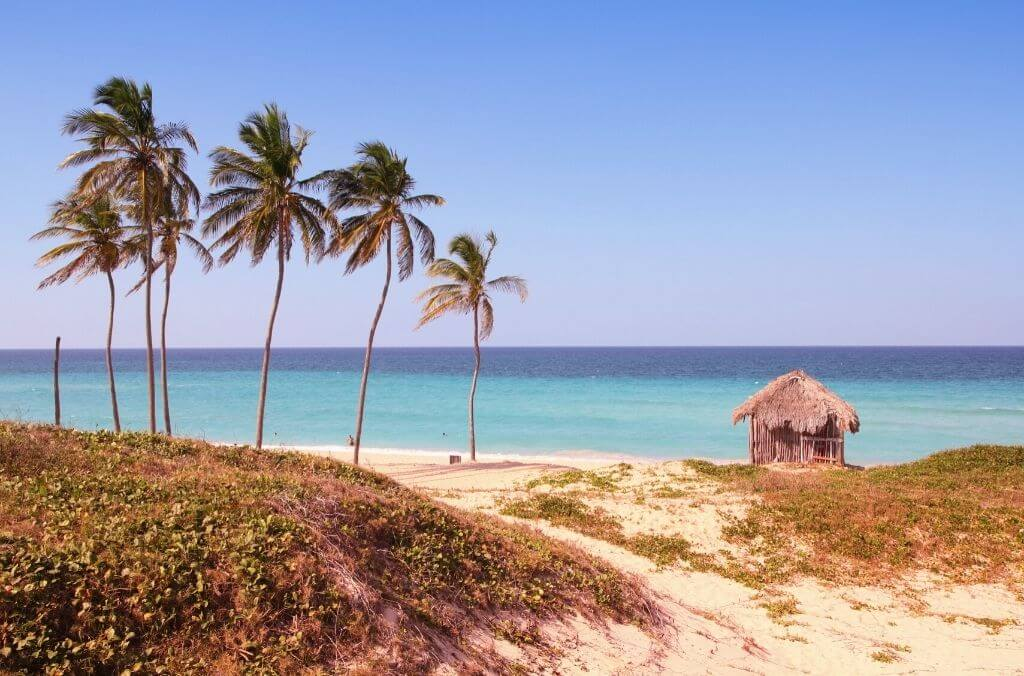 Playa Giron Beach in cuba is famous for surfing - OurCoordinates Blog