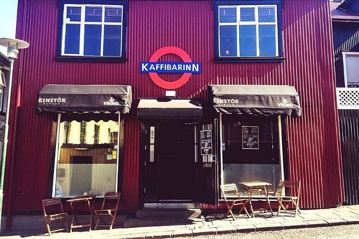 Kaffibarinn - best place for drinks - OurCoordinates