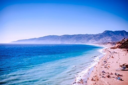 one of the best beaches in california is malibu beach - OurCoordinates