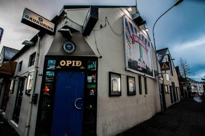 Gaukurinn is one of the largest clubs in Iceland - OurCoordinates