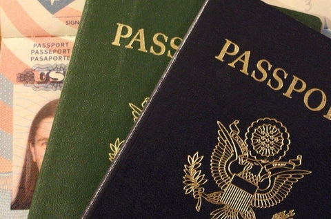 check your passports and visa to make sure they are current - OurCoordinates