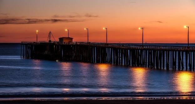 pismo beach is a great beach in california - OurCoordinates