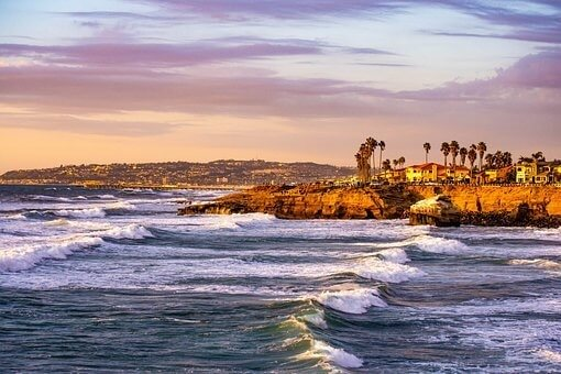 san diego beach is one of the most popular beaches in california - OurCoordinates