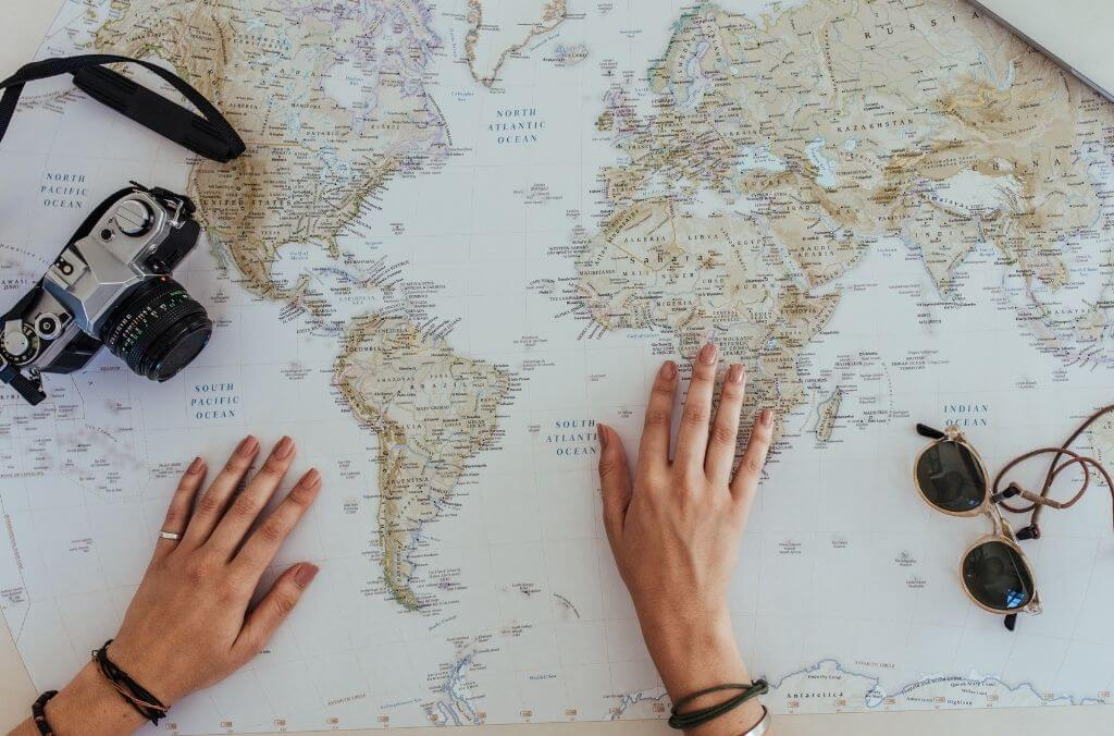 write down your expectations before you travel - OurCoordinates