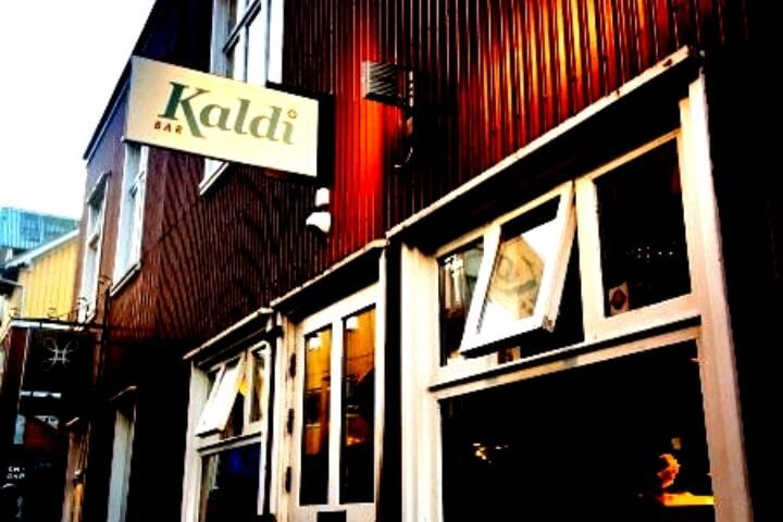 Kaldi the top rated club in iceland - OurCoordinates