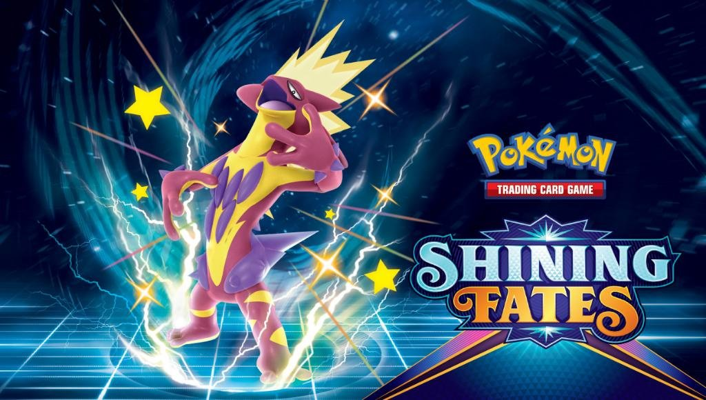 Information for Shining Fates Pokemon set