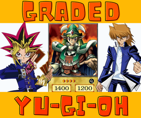 Graded Cards : Yu-Gi-Oh!