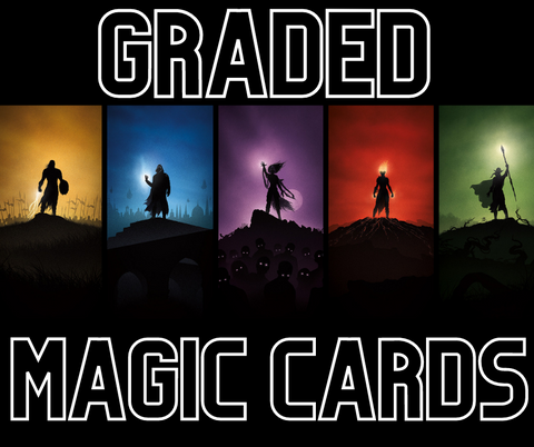 Graded Cards: Magic: The Gathering