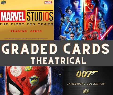 Graded Cards: Theatrical Collectibles