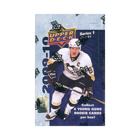 2009-10 Upper Deck Series One Sealed Hobby Box