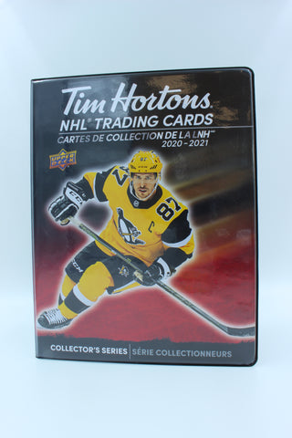 2020-21 Tim Hortons Hockey Trading Cards Master Collection