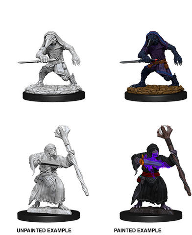 Kenku Adventurers