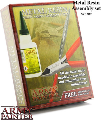 Army Painter Metal/Resin Assembly Kit