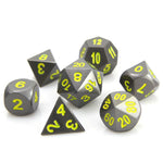 RPG Set - Gunmetal w/yellow