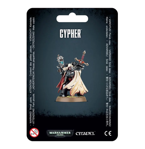 Chaos Space Marines Cypher